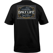Salt Life Cast Lane Charter Tee