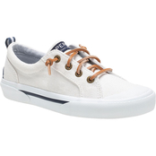 Sperry Grade School Girls Pier Wave Sneakers