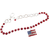 Buddy G's  U.S.A. Flag Collar