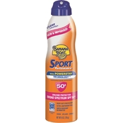 Banana Boat Sport Performance Clear UltraMist Sunscreen with PowerStay Technology