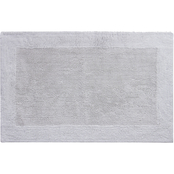 Egyptian Cotton Outside Border Bath Rug