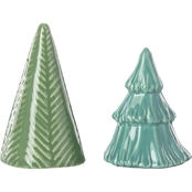 Lenox Balsam Lane Tree Salt & Pepper Set