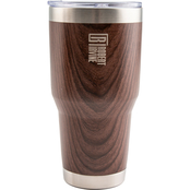 Robert Irvine Wood Decal 30 ounce Water Bottle