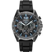 Seiko Men's Essentials Quartz Chronograph SSB347