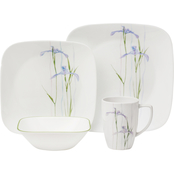 Corelle Square 16 pc. Dinnerware Set