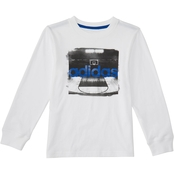adidas kids Toddler Boys Night Game Tee