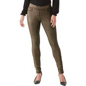 Michael Kors Foil Pull On Leggings