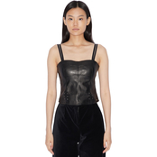 Armani Exchange Eco Leather Tank
