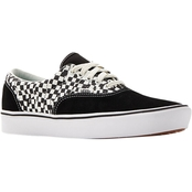 Vans Men's Comfy Cush Era Tear Check Sneakers