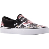 Vans Men's Slip On Flag Label Shoes