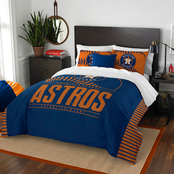 Northwest MLB Baseball Grand Slam Comforter Set