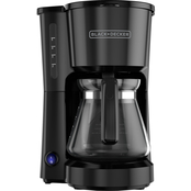 Black & Decker 5 Cup Coffeemaker