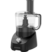 Black & Decker 8 Cup Quick and Easy Food Processor