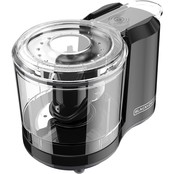 Black & Decker One-Touch 1.5 Cup Capacity Chopper
