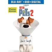 Secret Life of Pets 2 (Blu-ray + Digital)