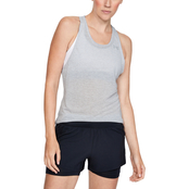 Under Armour Streaker White Out Tank Top