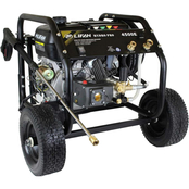 Lifan 4500 psi Electric Start 420cc 15 HP Gas Engine Pressure Washer
