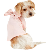 Petco Bond & Co. Bejeweled Bow Dog Tee, X-Small