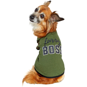 Petco Bond & Co. Furry Boss Camo Dog Tee
