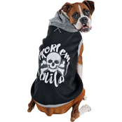 Petco Bond & Co. Problem Child Graphic Dog Hoodie, X-Large