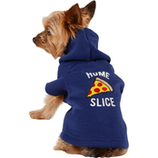 Petco Bond & Co. Home Slice Dog Hoodie, Large