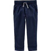 Carter's Toddler Boys Lined Pants