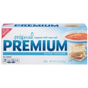 Nabisco Original Premium Saltine Crackers 8 oz.