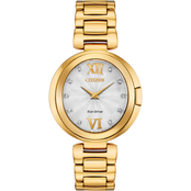 Citizen Women's Eco Drive Capella Watch EX1512-53A