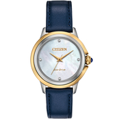 Citizen Women's Eco Drive Ceci Watch EM0794-03Y