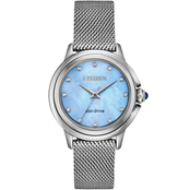 Citizen Women's Eco Drive Ceci Watch EM0790-55N