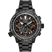 Citizen Men's Eco Drive Satellite Wave Watch CC7015-55E