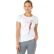 Armani Exchange Graphic Girl Tee