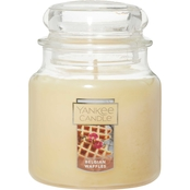 Yankee Candle Belgian Waffles Jar Candle, Medium