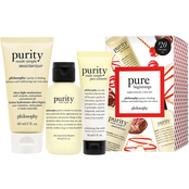 philosophy Pure Beginnings Purity 3 pc. Set