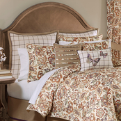 Croscill Delilah 4 Pc. Comforter Set