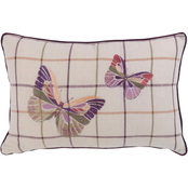 Croscill Delilah 18 x 12 in. Boudoir Pillow