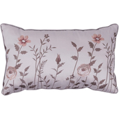 Croscill Viola 20 x 12 in. Boudoir Pillow