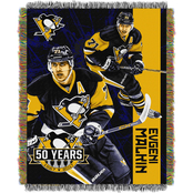 Northwest NHL Players Pittsburgh Penguins Evgeni Malkin Woven Tapestry Throw