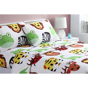 National Brand Spirit Linen Home Emoji Sheet Set