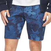 Calvin Klein Jeans Refined Printed Floral 9 in. Shorts