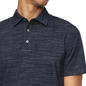 Calvin Klein Jeans Single Dye Space Dye Polo