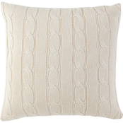 Southern Tide Croatan Ivory Decorative Pillow