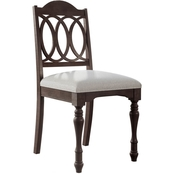 Abbyson Alastair Dining Chairs, Set of 2