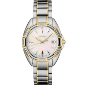 Seiko Women's Diamond Collection Watch SKK880