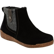 Earth Origins Aurora Jace Side Zip Cork Boots