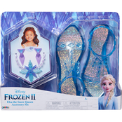 Jakks Pacific Disney Frozen 2 Elsa the Snow Queen Accessory Set