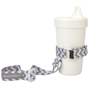 Booginhead SippiGrip Cup Bottle and Toy Tether