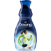 Downy Odor Protect Fabric Deodorizer and Fabric Conditioner, Active Fresh, 32 oz