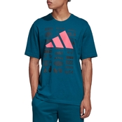 adidas Badge of Sport Tee
