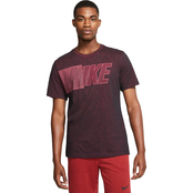 Nike Dri-FIT Graphic Training Tee